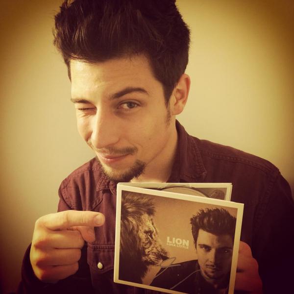 """Luca Little mit seinem 3. Album """"Lion"""" - a35d17591a2fc484a68fe978d3742851"""